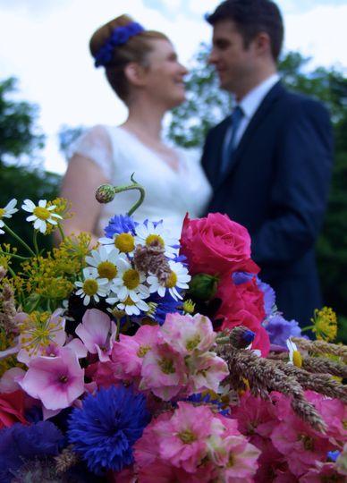 Rustic Mill wedding in Surrey