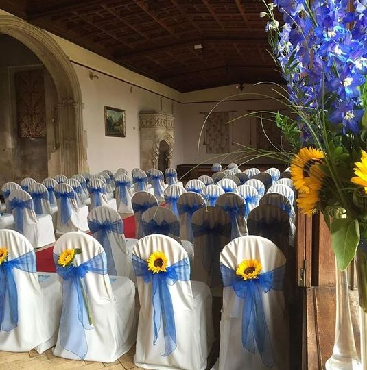 Summer chair covers