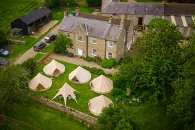 Bellissimo Bell Tent Hire