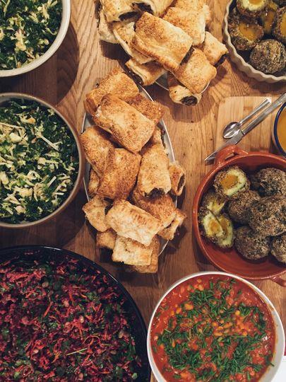 Vegan Banquet