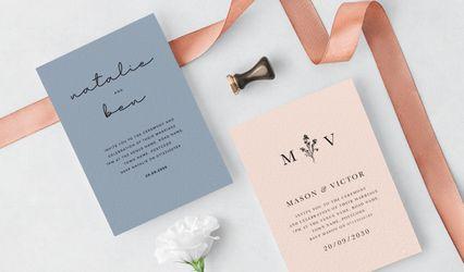Wonder Wedding Stationery 1