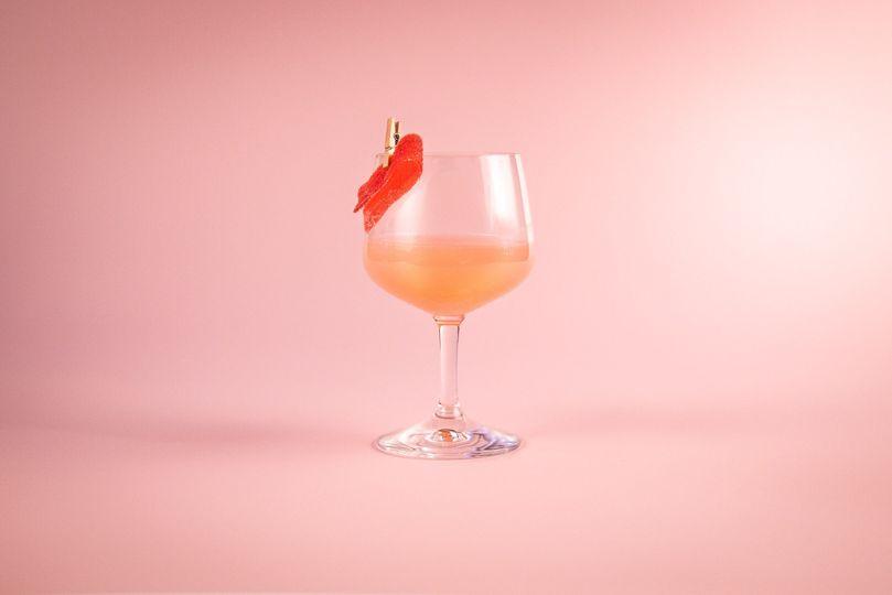 Candy Martini