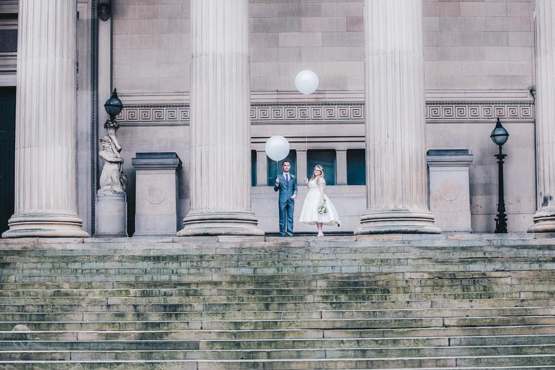 Mel & Tony's Liverpool Wedding