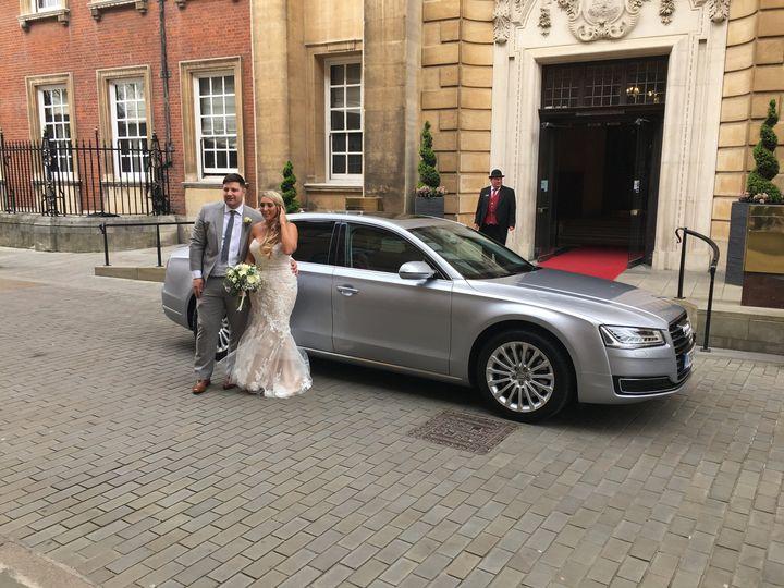 Wedding at The Grand, York