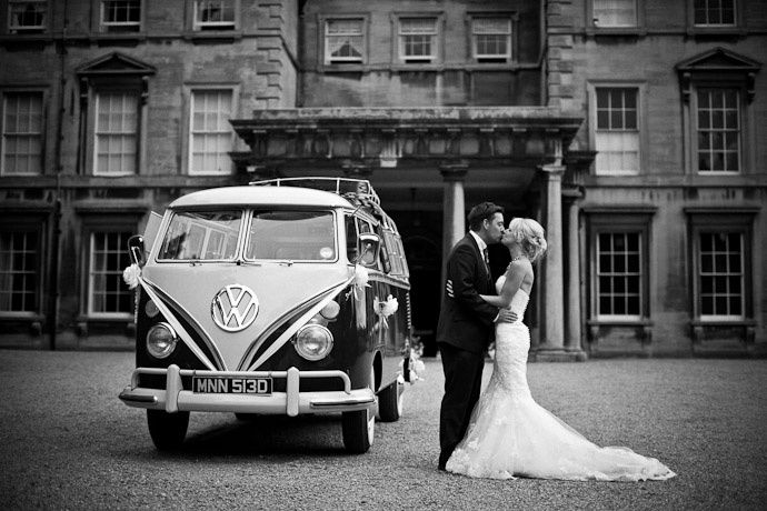 VW Days weddings Nottingham