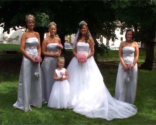 Beautiful wedding video
