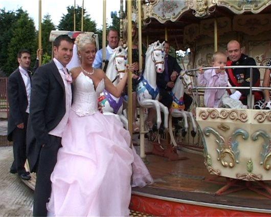 The wedding fun