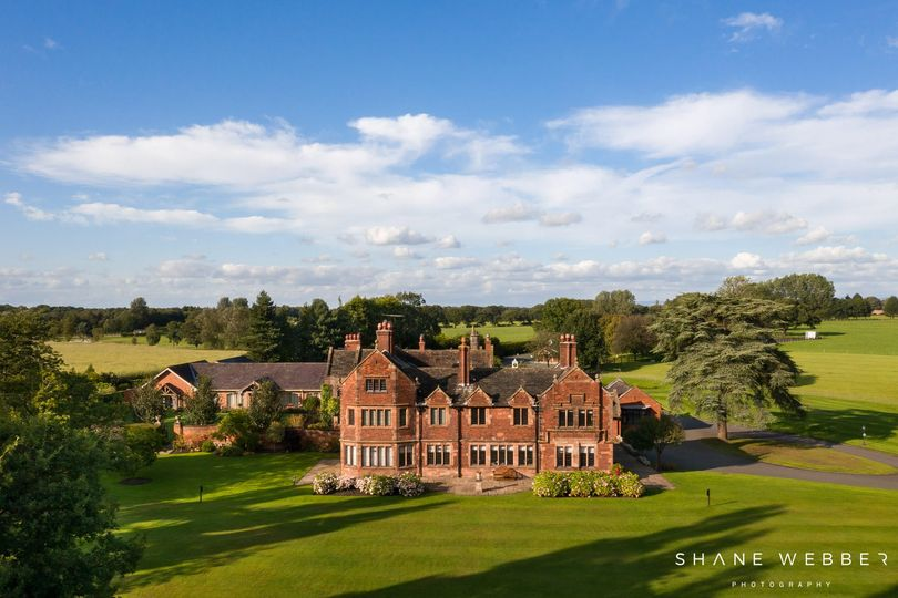 Colshaw Hall - sister venue to Merrydale Manor