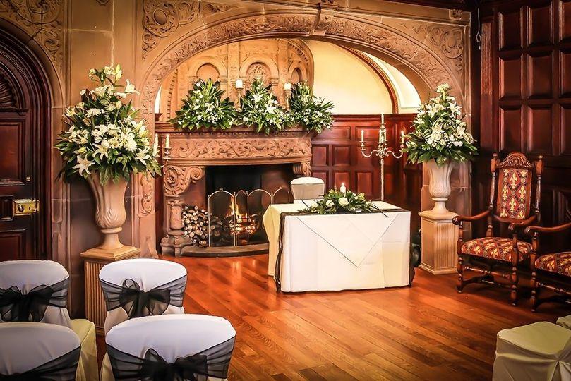 Civil Ceremony - Ballroom
