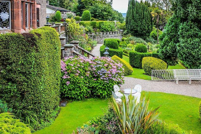 Netherwood Hotel Gardens