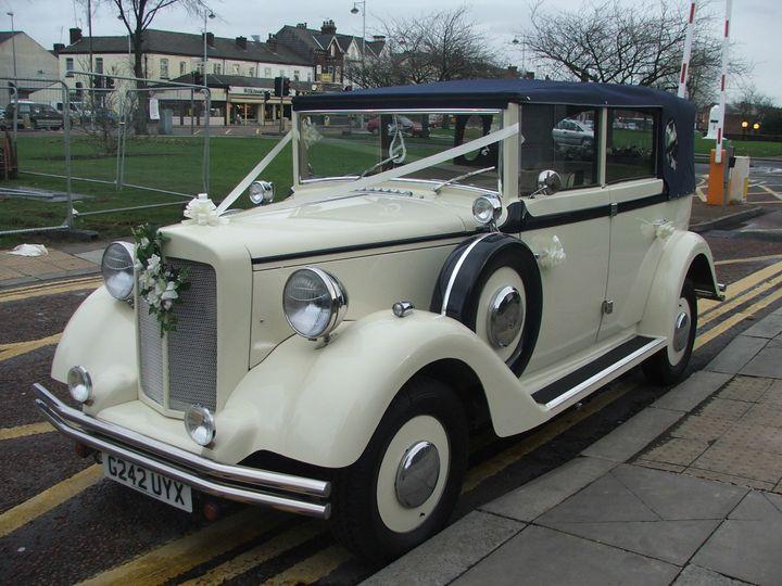 Regent convertible