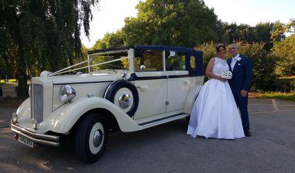 Limo-Scene Wedding Cars 1