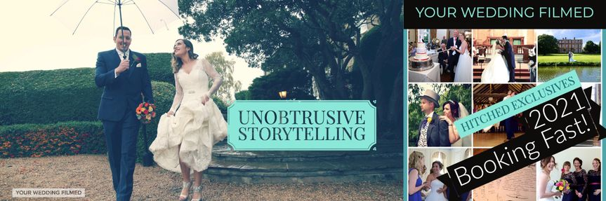 Your Wedding Filmed