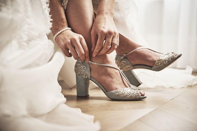 Getting wedding ready at Hyatt Regency London - The Churchill