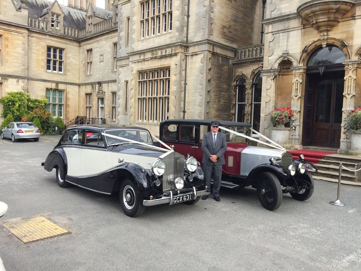 1952 and 1952 Rolls-Royce