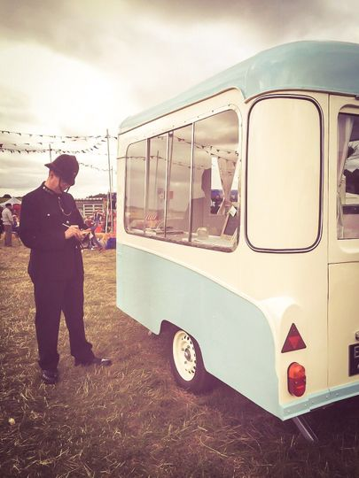 Ice cream for your big day