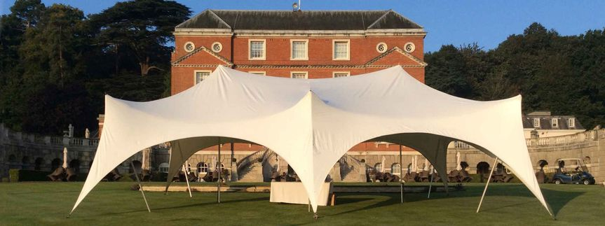 Marquees hire for event