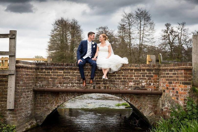 On the bridge - Chris Douglas Photography