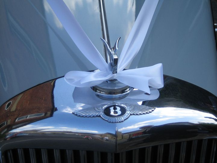 Proud bentley badge