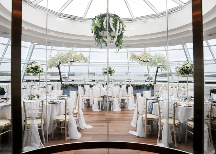 Sky Suite event space