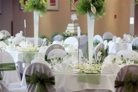 Pretty White Wedding & Events