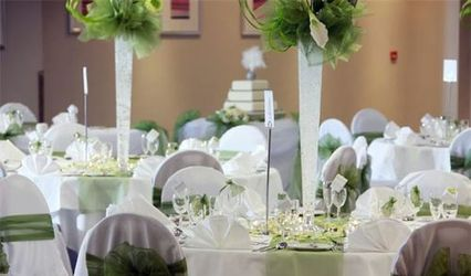 Pretty White Wedding & Events