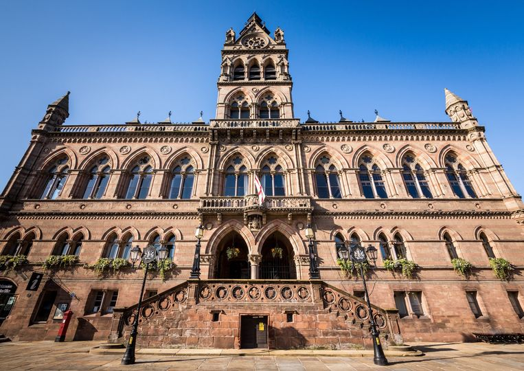 Chester Town Hall 67