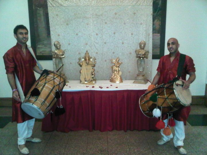 Our Dhol Players