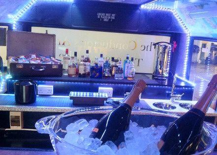 Bespoke bar service