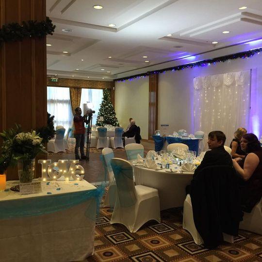 Venue Dressing - Wedding 2