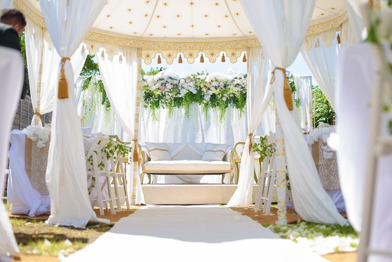 Tent styling