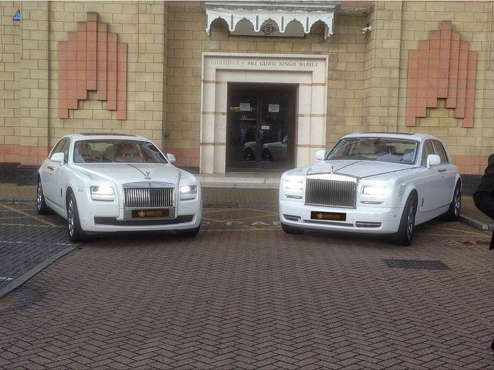 Cars and Travel Smart City Weddings Luxury Car Hire 33