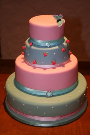 Kath kidston cake