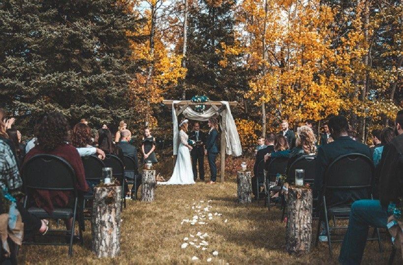 Outdoor Weddings...