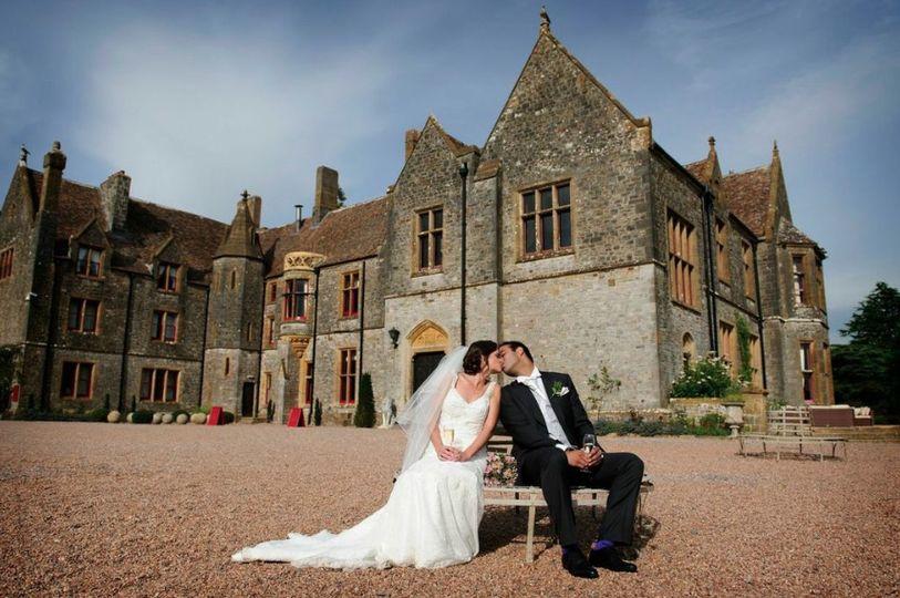 Huntsham Court - Love on the Western Terrace