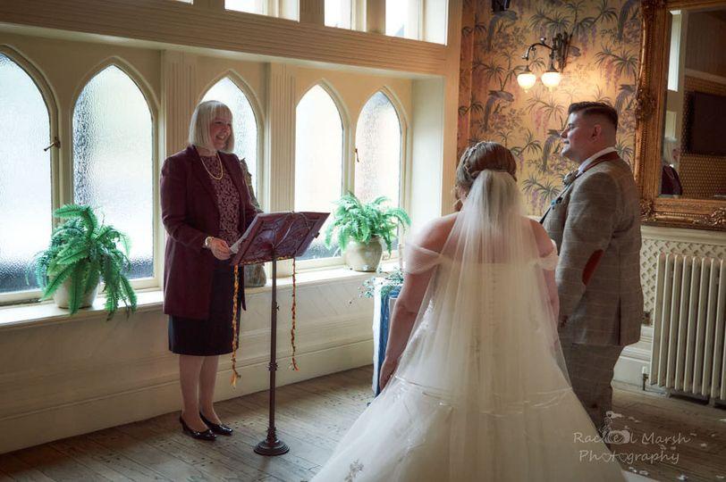 Intimate fab 15 guest wedding