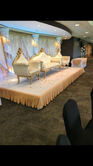 Newcastle Falcons wedding