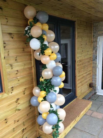 Balloon cascade
