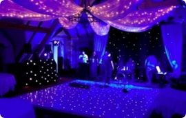 The wedding and event works enytertainemnt