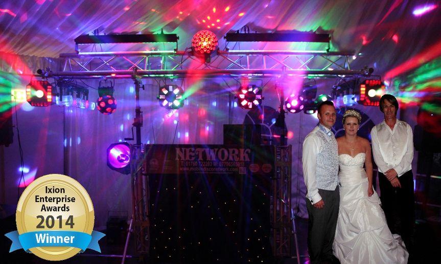 Award wining disco