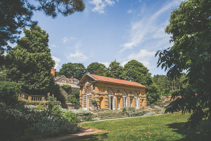 Hamstone Orangery