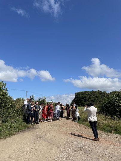 Woodland Wedding 2021