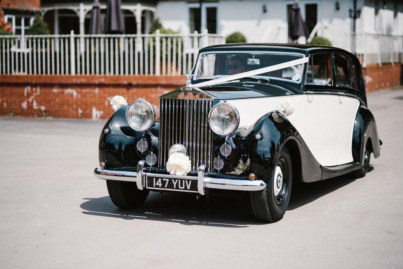 Athena 1948 Rolls Royce
