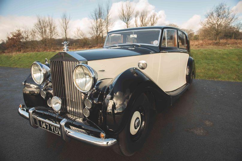 Athena Rolls Royce