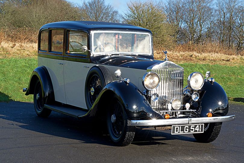 Iris Rolls Royce
