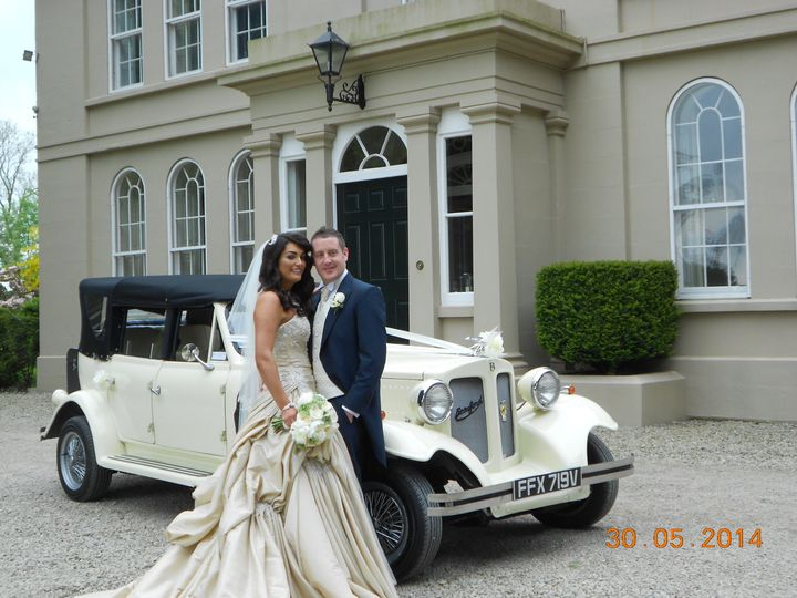 Downpatrick wedding
