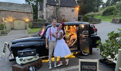 Photo Booth Taxis 1
