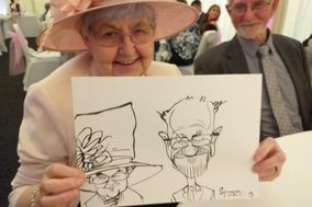 Spencer The Artist - Caricatures