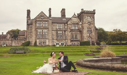 Breadsall Priory Marriott Hotel & Country Club 1