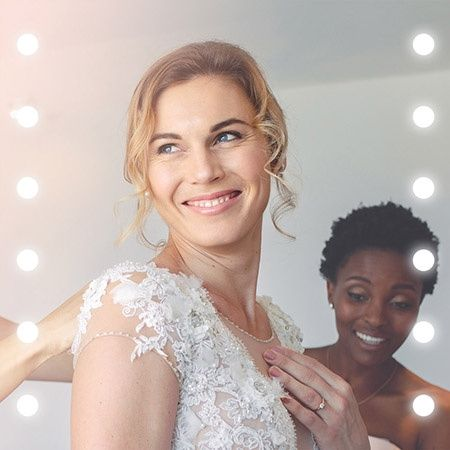 Absolutely Flawless Bridal Hair and Makeup